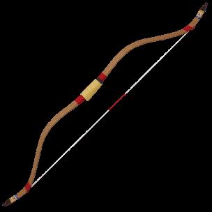 Taegeuk Horn Bow (Gakgung)