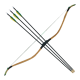 SMG_Bamboo Bow and 3 Arrows Set