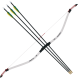 Guru Youth Bow and 3 Arrows Set