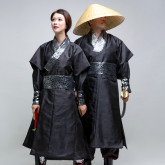 A warrior's clothes