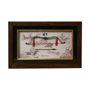 Frames of miniature bow